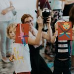 Zaključek poletja v UGM in Poletni lutkovni pristan LGM, 31.9.2019, UGM, foto: Sara Rezar
